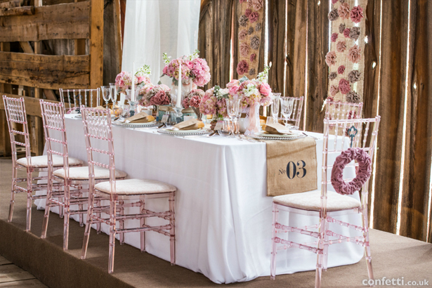 Vintage weddings are continuously popular