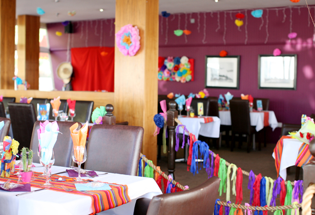 Amazing DIY Ideas From Our Real Weddings | Mexican themed wedding reception | Confetti.co.uk