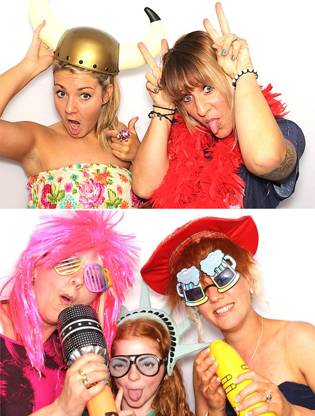 Photo booth wedding entertainment | Confetti.co.uk