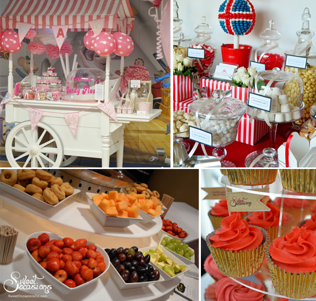 Wedding candy buffets | Confetti.co.uk