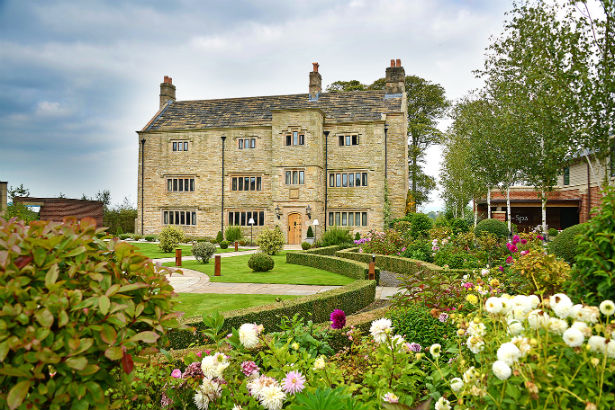 Stanley House Hotel and Spa wedding venue Lancashire