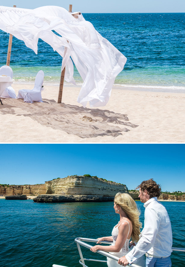 Portugal Wedding Photography by Algarve | Confetti.co.uk