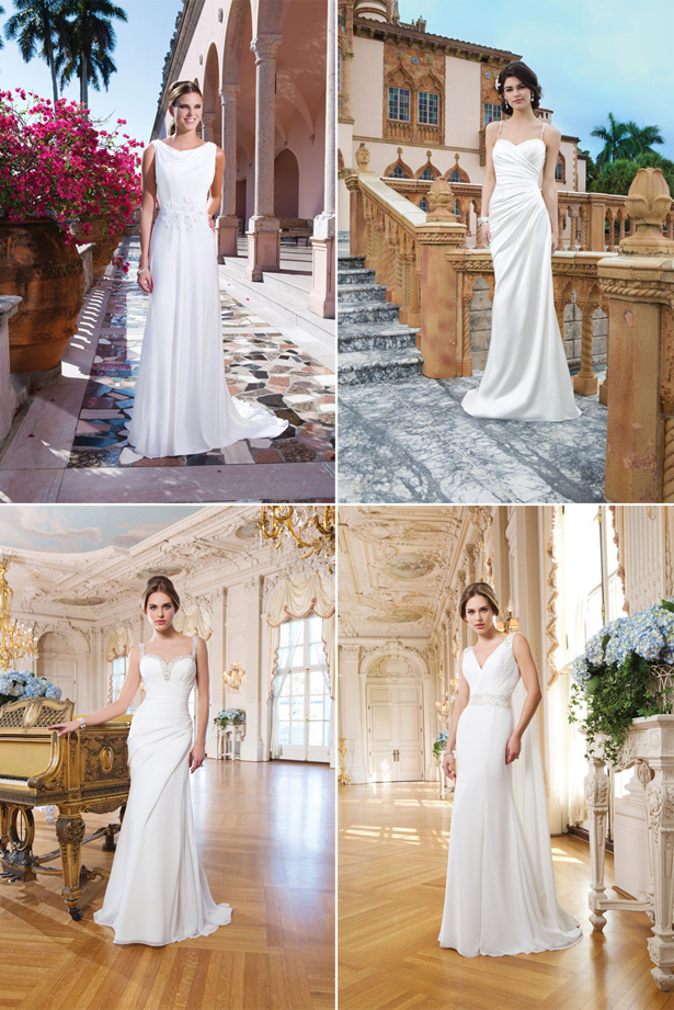 Greek Goddess Style Wedding Dresses Confetti Co Uk