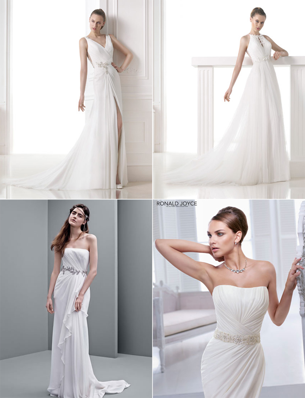 Greek Style Wedding Dresses | Confetti.co.uk