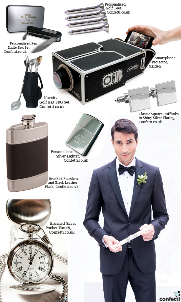 Wedding Gifts For the Groomsmen | Confetti.co.uk