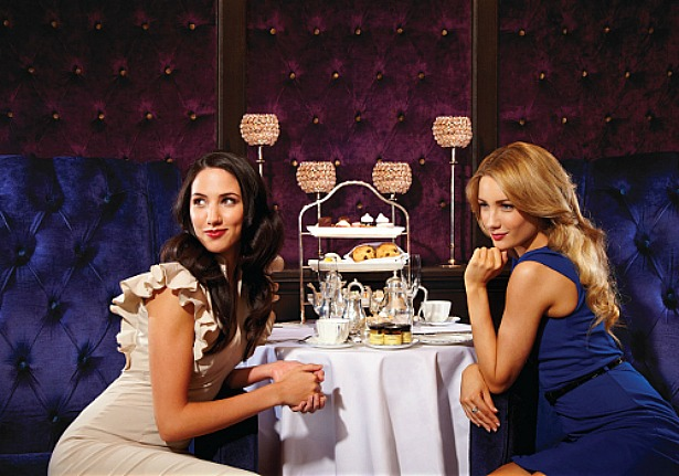 Afternoon Tea at The Grand | Confetti.co.uk