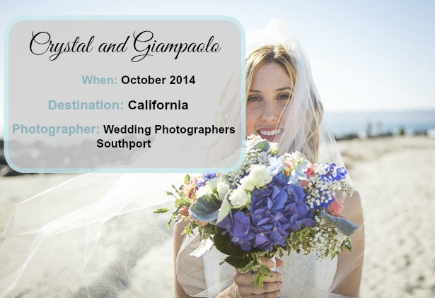 Crystal and Giampaolo's Californian Real Wedding | Confetti.co.uk