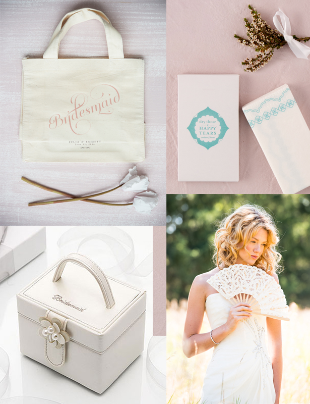 bridesmaid checklist of what to pack for the wedding day