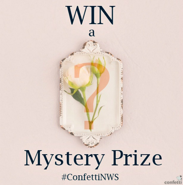 Win mystery prize national wedding show