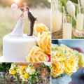 Yellow Wedding Decorations Ideas | Confetti.co.uk