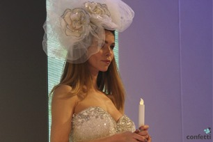 National Wedding Show Catwalk