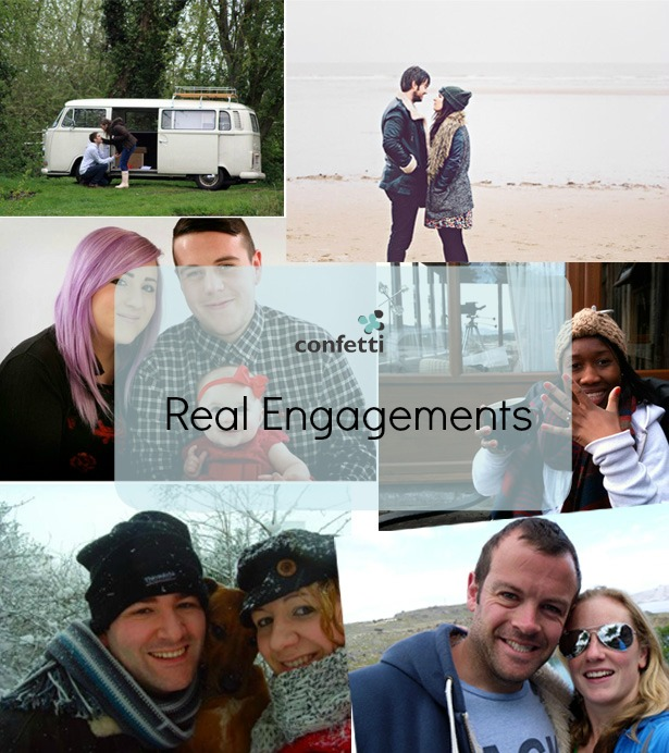 real engagements