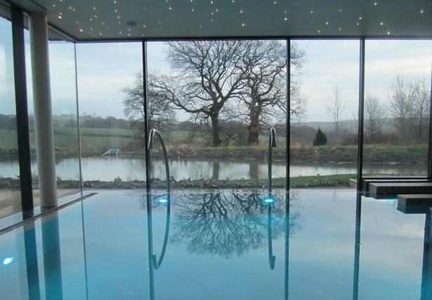 Swimming pool at Stanley House Hotel and Spa