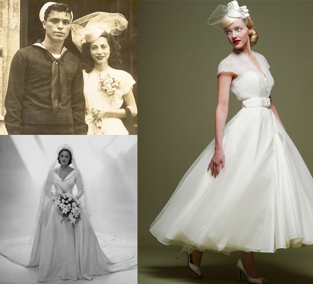 Vintage Wedding Dresses: Vintage Wedding Dresses