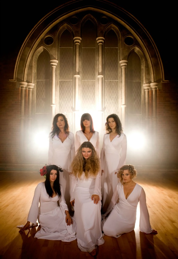 Alive Network Mediaeval Baebes entertainment