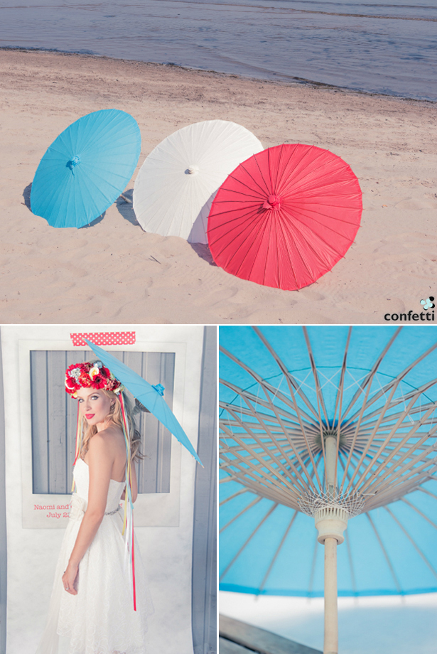 Parasols and Brollies For Your Wedding!   Confetti.co.uk