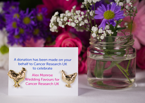 Cancer Research Hen and Cockerel | Confetti.co.uk
