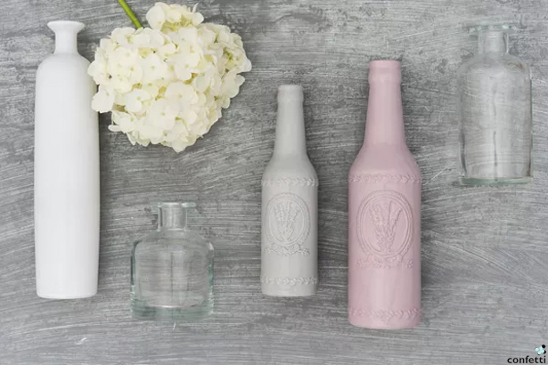 Decorative Bottles Collection | Confetti.co.uk