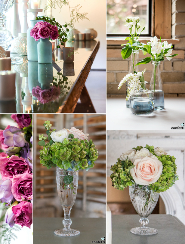 Flowers and Vases | Confetti.co.uk