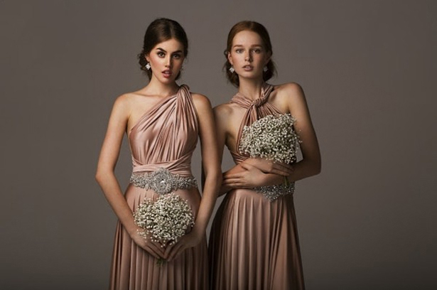Multi-style Bridesmaid Dresses | Confetti.co.uk