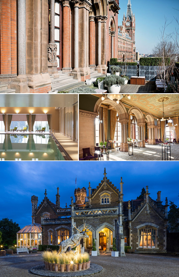 Historic Hotel Wedding Venues in the UK | Confetti.co.uk