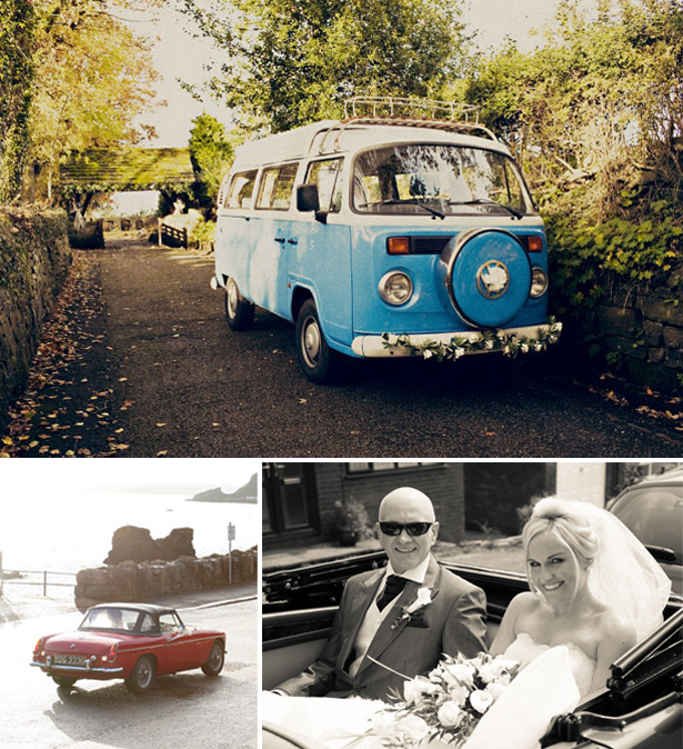 Retro Wedding Transport | Confetti.co.uk