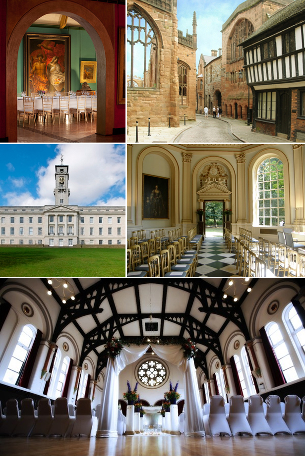 Galleries, Museums, Universities, and Town Halls as Wedding Venues | Confetti.co.uk