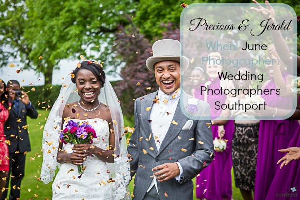 Precious and Jerald's real wedding | Confetti.co.uk