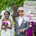 Precious & Jerald's Purple And Gold Themed Wedding