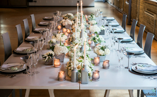 Wedding Reception Etiquette from Confetti.co.uk