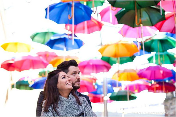 Kim and Dan's Real Engagement   Engagement shoot ideas in London   #engaged #engagement #Idea   Confetti.co.uk