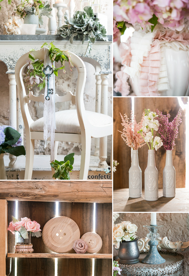 Vintage vs. Shabby Chic