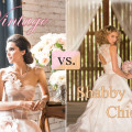 Vintage vs. Shabby Chic | Confetti.co.uk