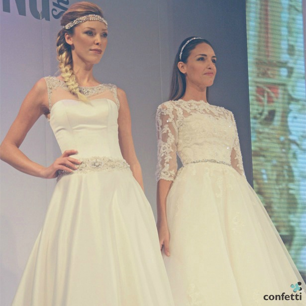 Crystal Bridal Accessories at the National Wedding Show
