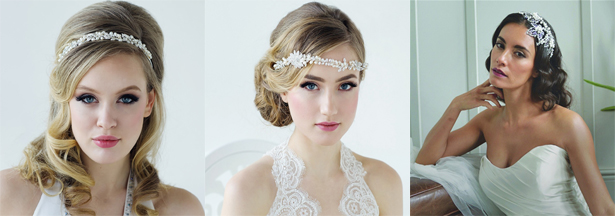 Bridal headband styles | Confetti.co.uk