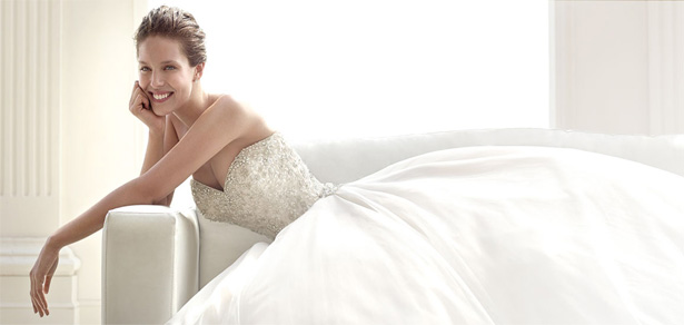Bridal Gown by Pronovias | Confetti.co.uk
