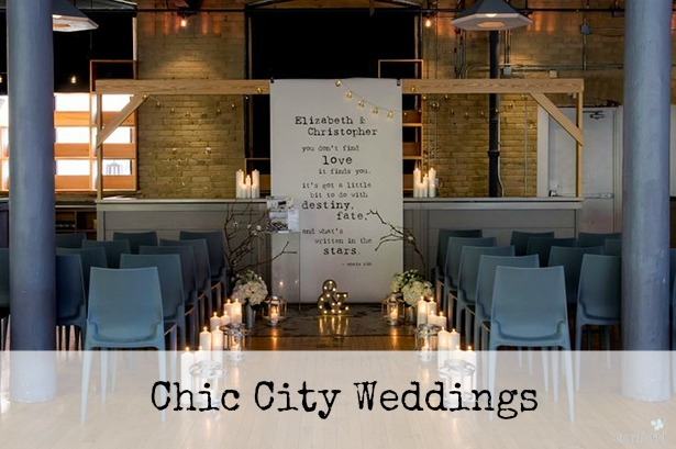 Chic City Weddings | Confetti.co.uk