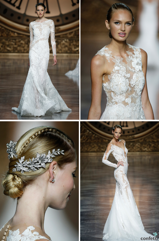 The 2016 Pronovias Wedding Dress Collection | Confetti.co.uk