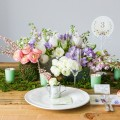 DIY Friday: Springtime Wedding Tabletop | Confetti.co.uk