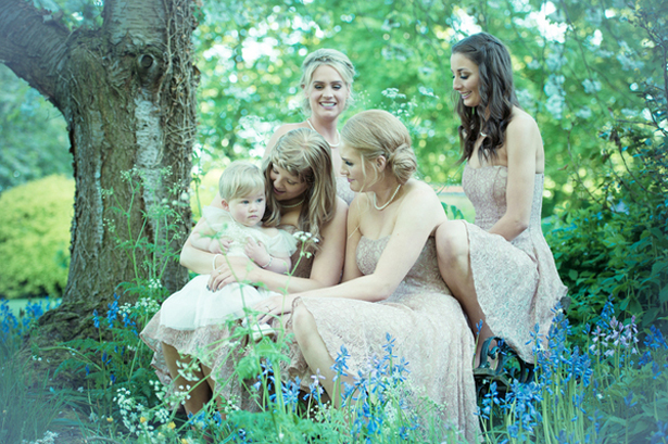 Bridesmaids with the Little Ones | Confetti.co.uk
