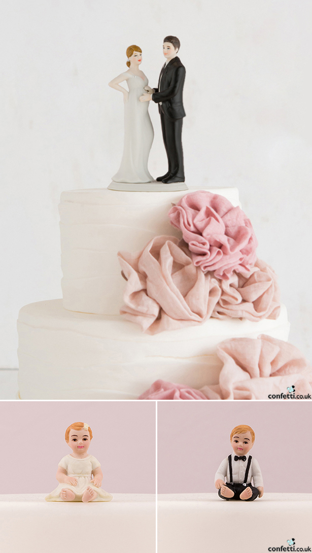 Children Cake Toppers | Confetti.co.uk