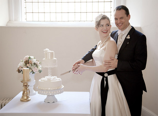 How to Pull Off a Monochrome Summer Wedding | Confetti.co.uk