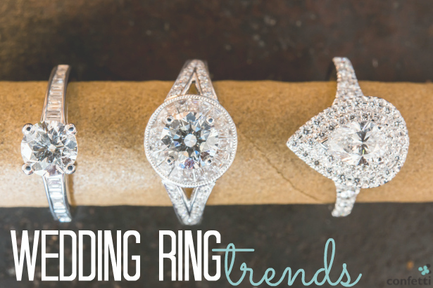 Wedding Ring Trends | Confetti.co.uk