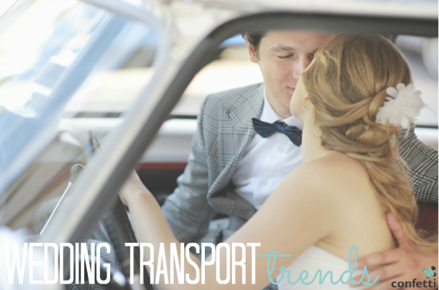 Wedding Transport Trends | Confetti.co.uk