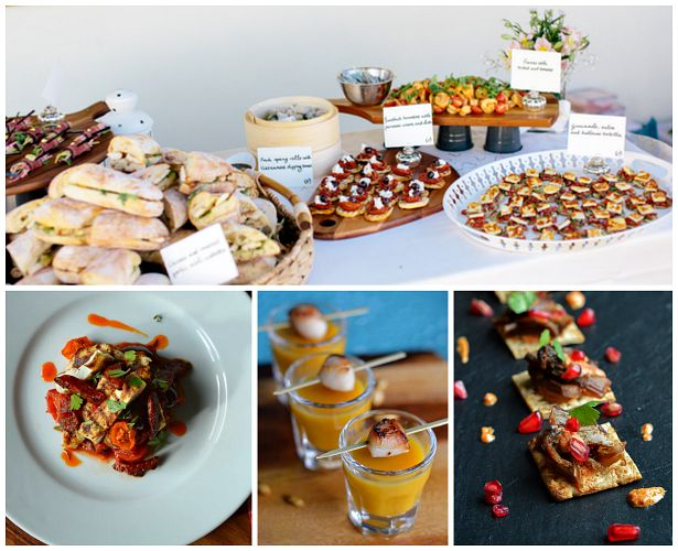 Catering by The Cotswold Kitchen  | Uganda Wedding Tips