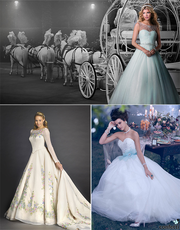 Cinderella Wedding Dresses | Confetti.co.uk