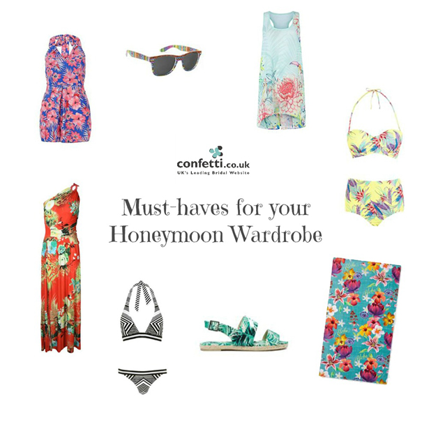 Must-haves for your Honeymoon Wardrobe