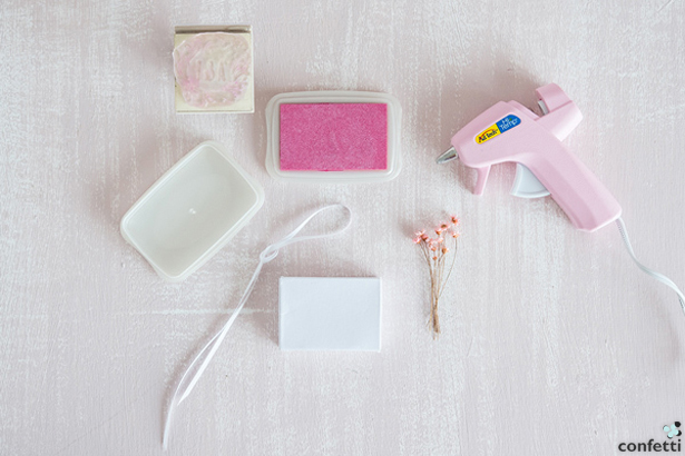 Pink Rustic Supplies | Confetti.co.uk