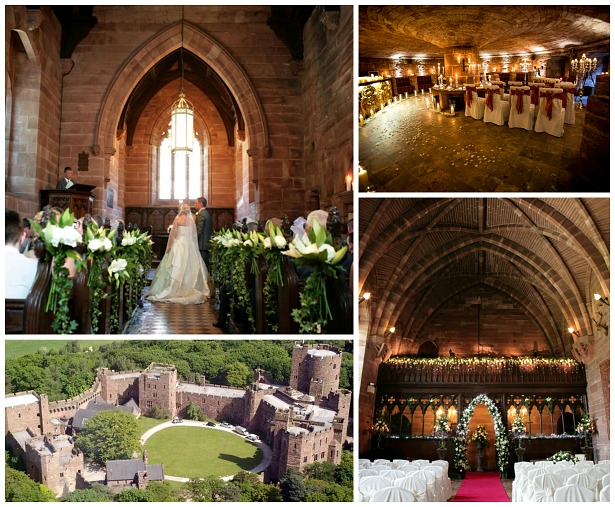 Peckforton Castle Cheshire | Confetti.co.uk