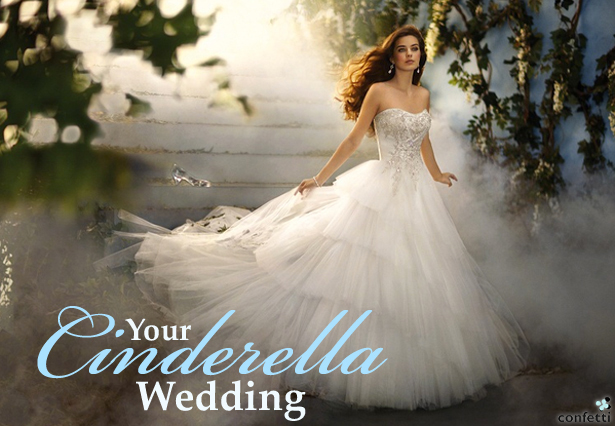 Your Cinderella Wedding | Confetti.co.uk